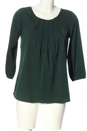 Vero Moda Schlupf-Bluse grün Elegant