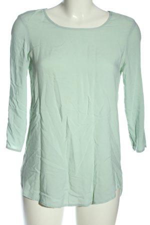 Vero Moda Schlupf-Bluse grün Casual-Look