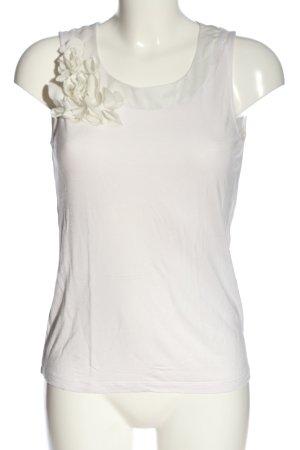 Vero Moda Schlupf-Bluse wollweiß-weiß Elegant