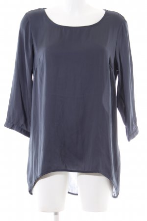 Vero Moda Schlupf-Bluse blau Business-Look
