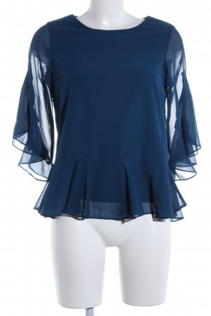 Vero Moda Slip-over Blouse blue casual look