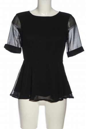 Vero Moda Slip-over Blouse black elegant