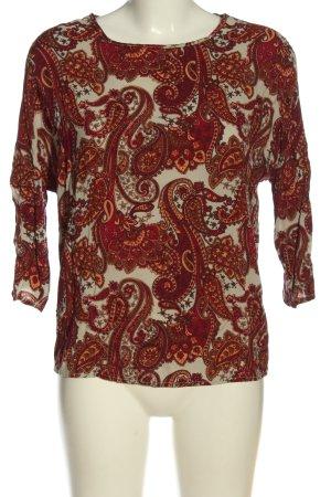 Vero Moda Schlupf-Bluse Mustermix Casual-Look