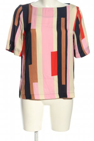 Vero Moda Schlupf-Bluse Streifenmuster Business-Look