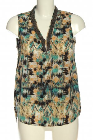 Vero Moda Schlupf-Bluse abstraktes Muster Casual-Look