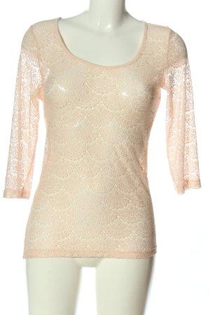 Vero Moda Schlupf-Bluse creme Elegant
