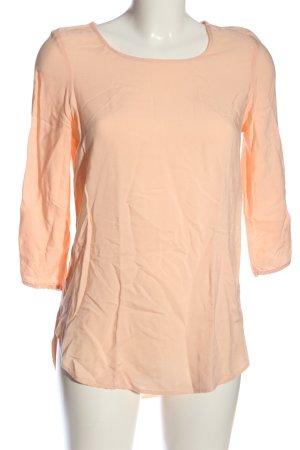 Vero Moda Schlupf-Bluse nude Casual-Look