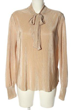 Vero Moda Schluppen-Bluse creme Business-Look