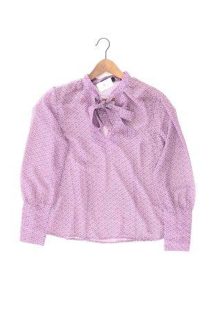 Vero Moda Tie-neck Blouse lilac-mauve-purple-dark violet
