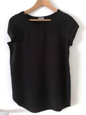 Vero Moda – Schwarzes Blusenshirt