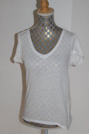 Vero Moda Shirt Gr. XS offwhite