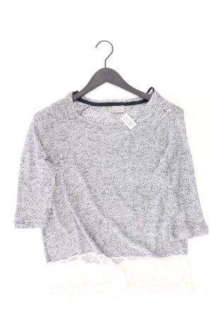 Vero Moda Shirt Größe L grau aus Viskose
