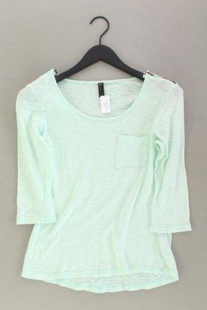 Vero Moda Shirt Größe M 3/4 Ärmel grün aus Baumwolle