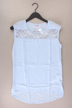 Vero Moda Shirt Größe S blau aus Viskose