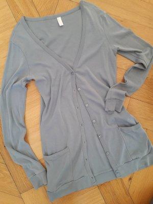 Vero Moda Chaqueta estilo camisa azul pálido Algodón