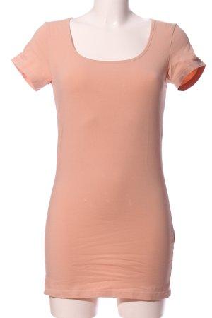Vero Moda Longshirt nude Casual-Look
