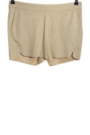 Vero Moda Shorts wollweiß Casual-Look