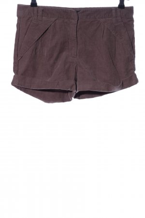 Vero Moda Shorts braun Casual-Look