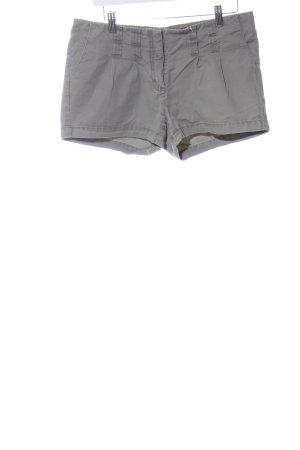Vero Moda Shorts hellgrau Casual-Look