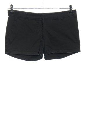 Vero Moda Shorts schwarz Casual-Look