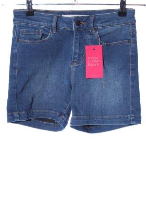 Vero Moda Shorts blu stile casual