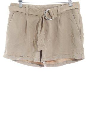 Vero Moda Shorts beige Casual-Look