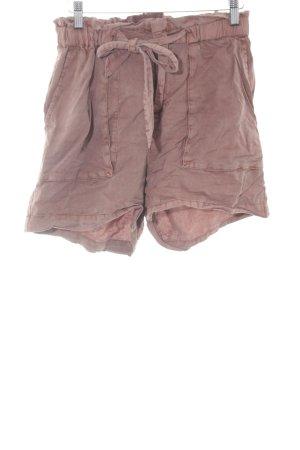 Vero Moda Shorts rostrot Casual-Look