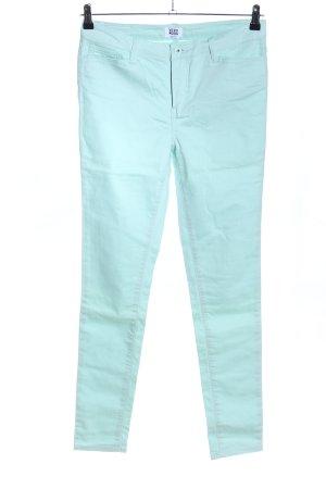 Vero Moda Skinny Jeans türkis Casual-Look