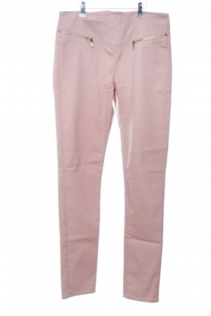 Vero Moda Skinny Jeans pink Business-Look