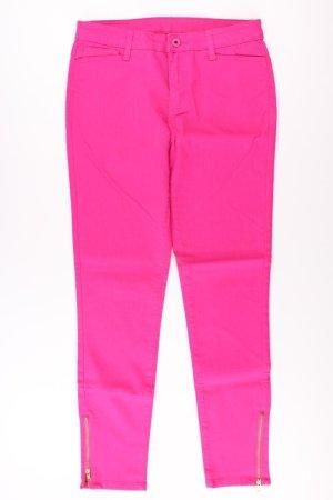 Vero Moda Skinny Jeans Größe W29 pink aus Baumwolle
