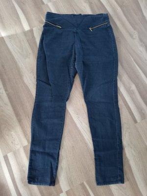 Vero Moda Skinny Jeans Reißverschluss am Po L XL 40 42 Hose