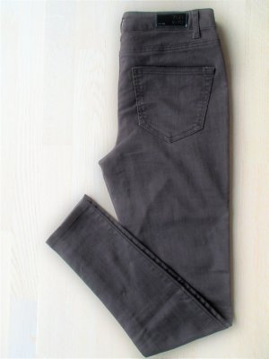 Vero Moda#Skinny#Stretch#Jeans in dunkelbraun