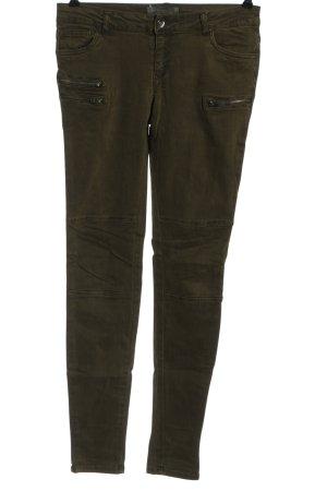 Vero Moda Slim Jeans khaki Casual-Look