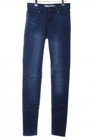 Vero Moda Slim Jeans blau Casual-Look