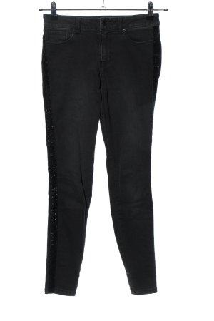 Vero Moda Slim Jeans schwarz Casual-Look