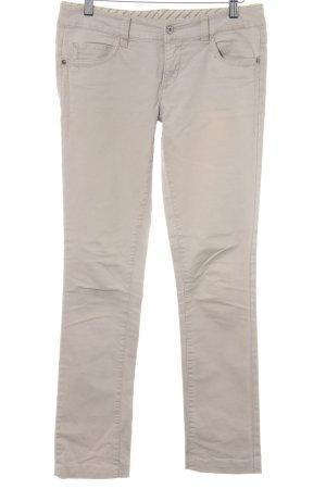 Vero Moda Slim Jeans beige street-fashion look