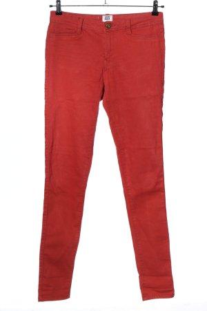 Vero Moda Slim Jeans rot Casual-Look
