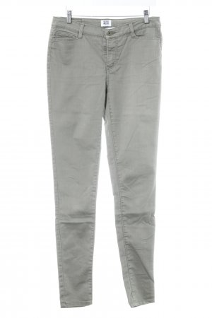 Vero Moda Slim Jeans grüngrau Casual-Look