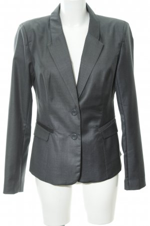 Vero Moda Smoking-Blazer anthrazit Business-Look