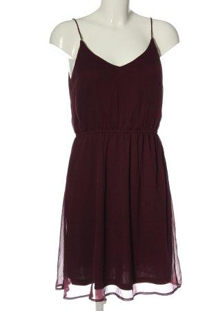 Vero Moda Sommerkleid rot Casual-Look