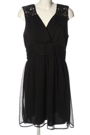 Vero Moda Sommerkleid schwarz Casual-Look