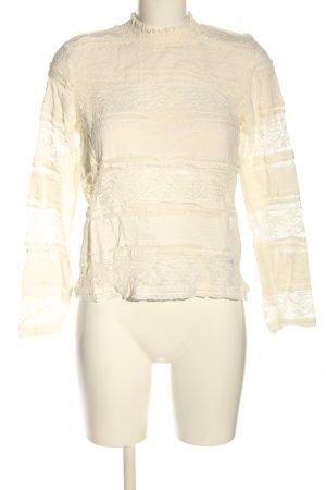 Vero Moda Lace Blouse cream elegant