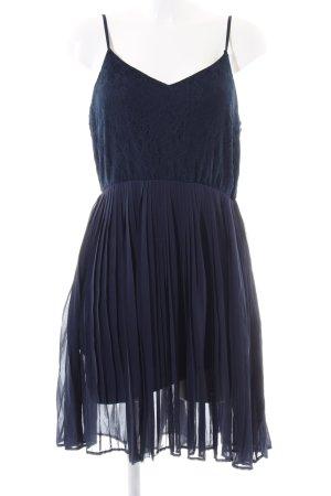 Vero Moda Spitzenkleid blau Elegant