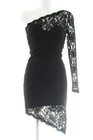 Vero Moda Lace Dress black elegant