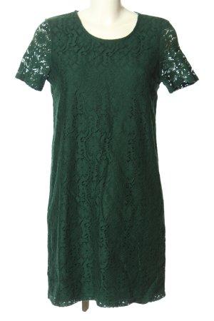 Vero Moda Kanten jurk groen casual uitstraling