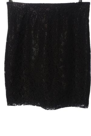 Vero Moda Lace Skirt black casual look