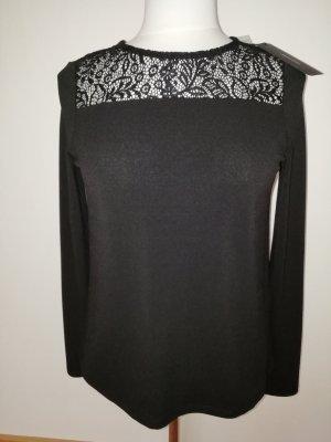 Vero Moda Mesh Shirt black