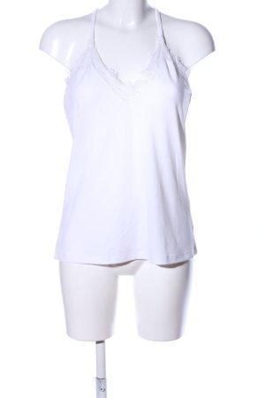 Vero Moda Lace Top white casual look
