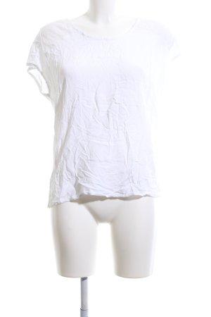 Vero Moda Top de encaje blanco look casual