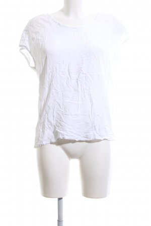 Vero Moda Kanten topje wit casual uitstraling